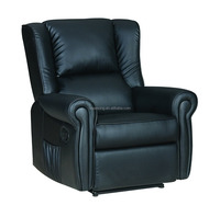 Display on Wholesale Italy Home Furniture Used Massage Vibrator Electric Lift Chair Leather Lift Chair Recliner Sofa