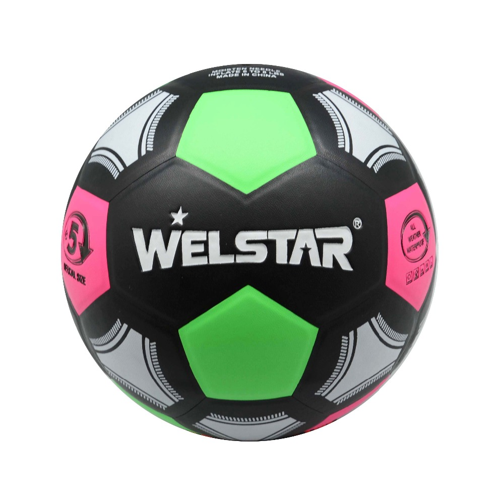 New Design Soccer Ball with Good Rebound and Water Absorption Official Training Football