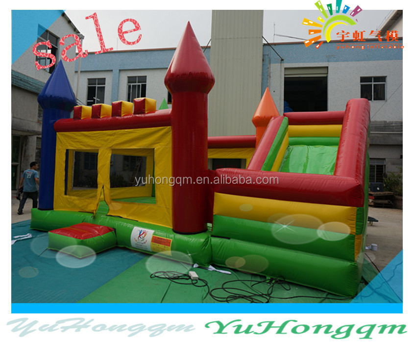 inflatables jumping bouncy castle bouncer/ indoor or outdoor party use kids small cheap for sale