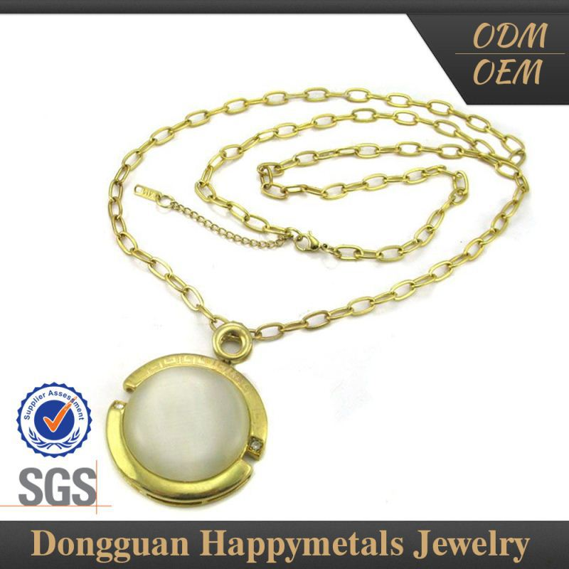 Price Cutting Stainless Steel Different Types Of Gold Necklace Chains Jewelry Designs Girls With Sgs Certification
