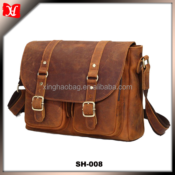 China products turkish leather bags handbags messenger bags