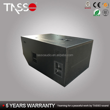"Dual 18"" super power outdoor long throw subwoofer SB1000Z"