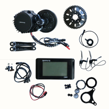 electric bicycle crank motor, electric bicycle mid drive motor conversion kit 24V/36V 350W
