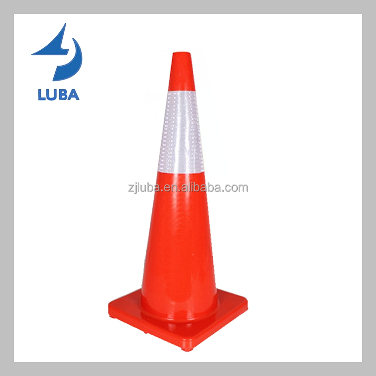 900mm Road Safety PVC Traffic Cones