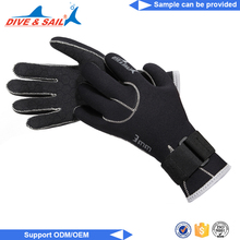 Diving equipment swimming warm scuba diving mitten gloves on sale