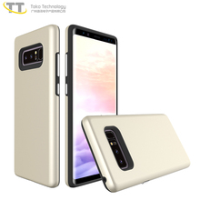 2018 shockproof universal combo hybrid 2in1 cover for samsung galaxy note 8 case