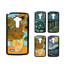 Custom Case for LG G3 2d Black Sublimation Mobile Phone Case Telephone Cover