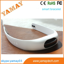 bluetooth bracelet with vibration sms, bluetooth incoming call vibrate alert bracelet, led bluetooth bracelet