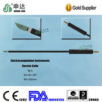 Hospital equipment list Minor surgery set Exporters of surgical instruments Electrocoagulation Instruments Electric Knife