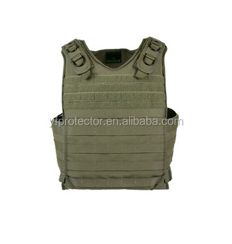 green bullet proof Vest/jacket military army balistic NIJ IIIA gear