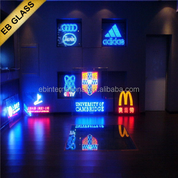 LED glass for advertising , led champagne glass, eb glas