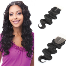 Qingdao Isabel wholesale human hair alibaba express lace closure&silk base lace closure,virgin peruvian hair lace closure
