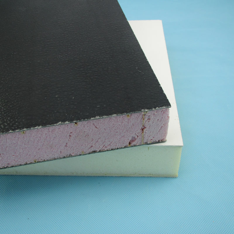 XPS/polyurethane/ foam sandwich wall panel/good thermal and soundproof property FRP panel
