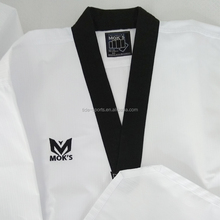Taekwondo Martial Art Style garment taekwondo fight wear V-neck taekwondo uniform