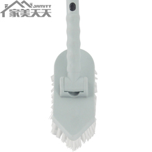 Good price house hard cleaning floor brush with handle