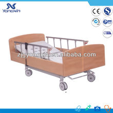 Wood Electric Home Care 3 Motors Bed