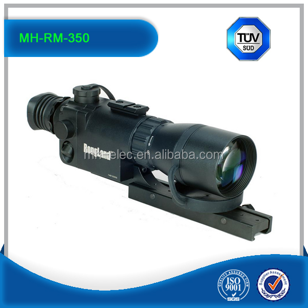 MH-RM-350 night vision weapon sight,Waterproof red dot rifle scope