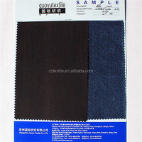 stretch denim fabric 98%cotton 2%spandex jeans textile wholesale