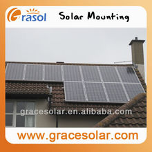 solar mounting system for home, 1kw solar mounting system for home, 400w solar system home power kit