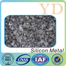 Export Pure Silicon Metal Lump/powder for steelmaking