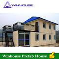 Steel mobile home duplex container house container house villa