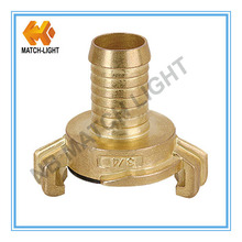 China Factory Direct High Pressure Brass Geka Couplings