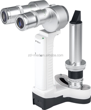 Cheapest Handheld Portable Slit Lamp Microscope Factory Price