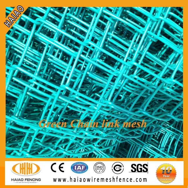 Chain link fence wire neeting,plastic chain link wire fence netting and chain link netting fencing