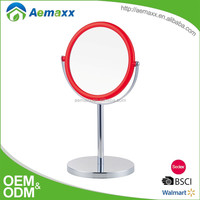 Sample order available hotel magnifying bath mirror