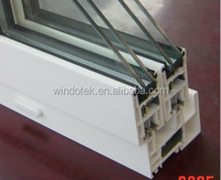 upvc window and dor profile and pvc window and door frame CH60PK-01