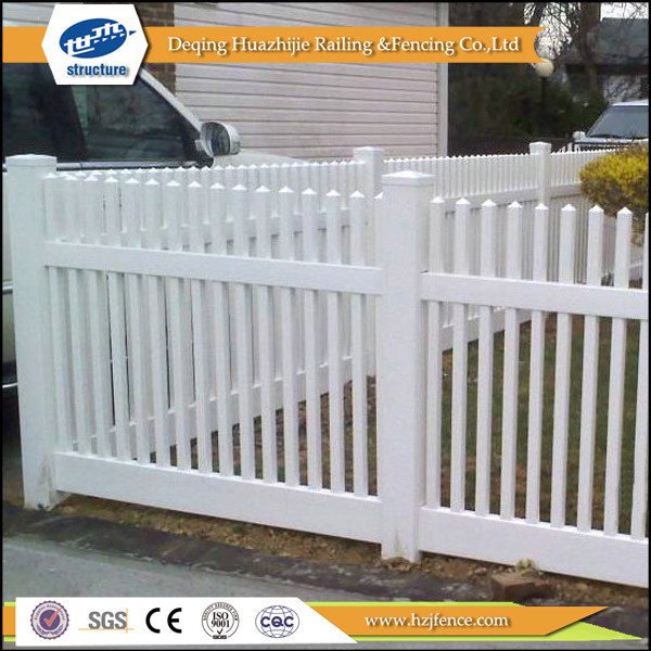 Picket Fencing Plastic