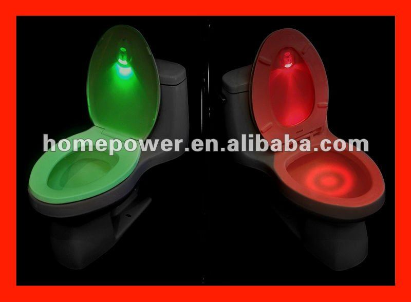 lav nav toilet light