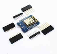 D1 mini - Mini NodeMcu 4M bytes Lua WIFI Internet of Things development board based ESP8266