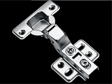 90 degree angle soft close corner concealed hinge