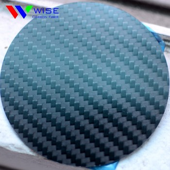 good quality high strength ROHS Compliance carbon fiber sheet plate board panel with all kinds of thickness
