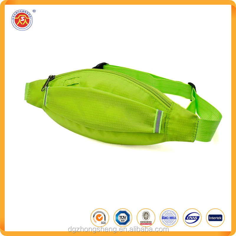 Runners Pack Sports Waist Bag With Water Bottle Holder mobile phone bag