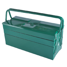 NO 096301 3 Drawer Metal Tool Box with tools