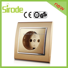 decorative electrical Wall Socket outlet for Home/office/hotel