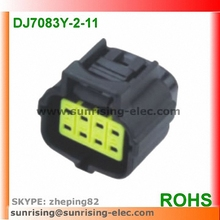 8 pin plastic housing connector auto accessory