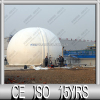 2014 Newest Double Membrane Biogas Storage Tank