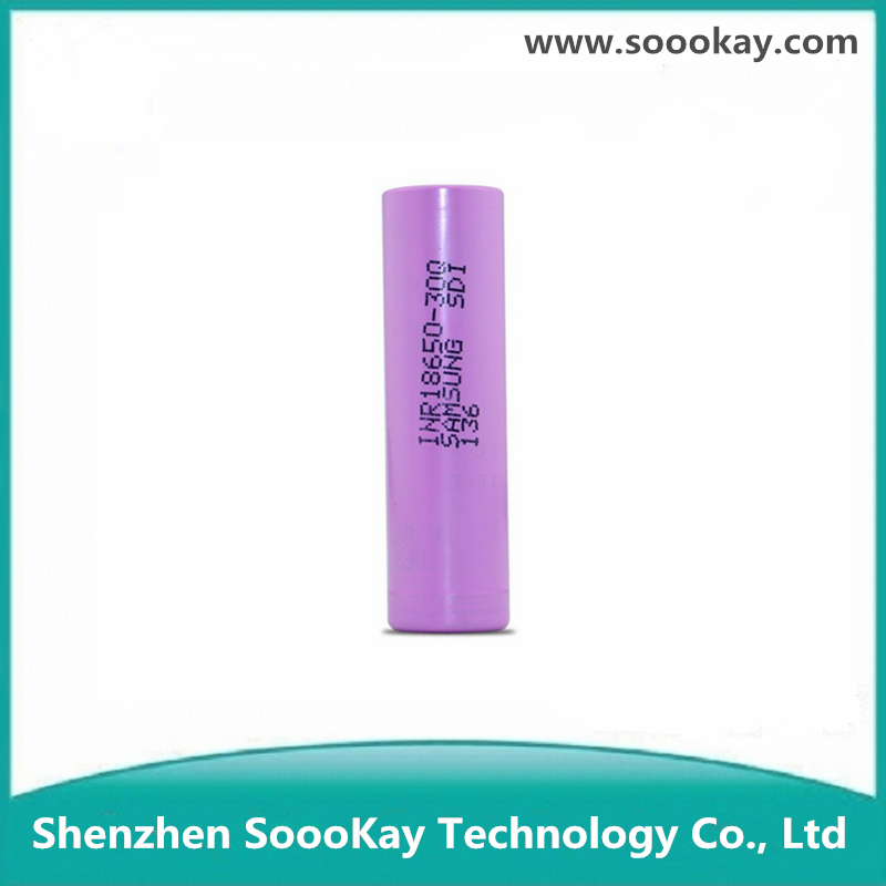 Best Price 18650 Battery Real Samsung 30q 3000mah Li-ion Rechargeable Battery For E Cig