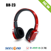 new wireless headphone with memory card reader and FM radio with sd card slot