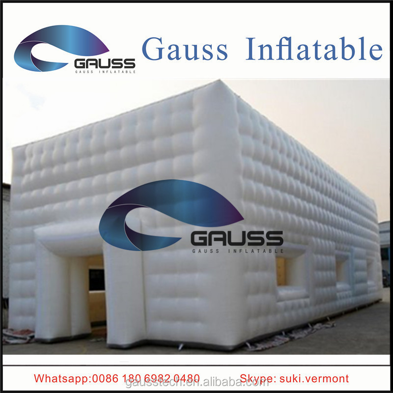 2016 giant inflatable oblong tent for event/party/exhibition