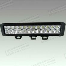 auto 4x4 accessories 12v LED driving roof light bar/36w 54w 72w jeep atv led light bar