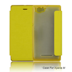 New novel mobile phone accessory for Sony xperia m