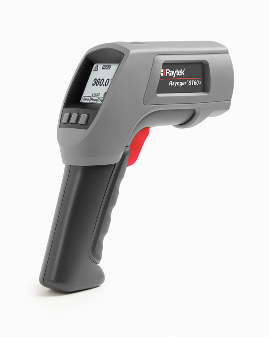 High Performance Fluke Infrared Thermometer ST60+ With Adjustable Emissivity
