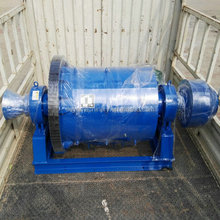 batch and continuous type mini Ball Mill for sale with low price