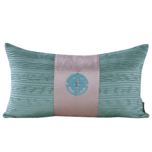 WL1029 Luxury with jade imitate silk cushion to back material with pure high precision