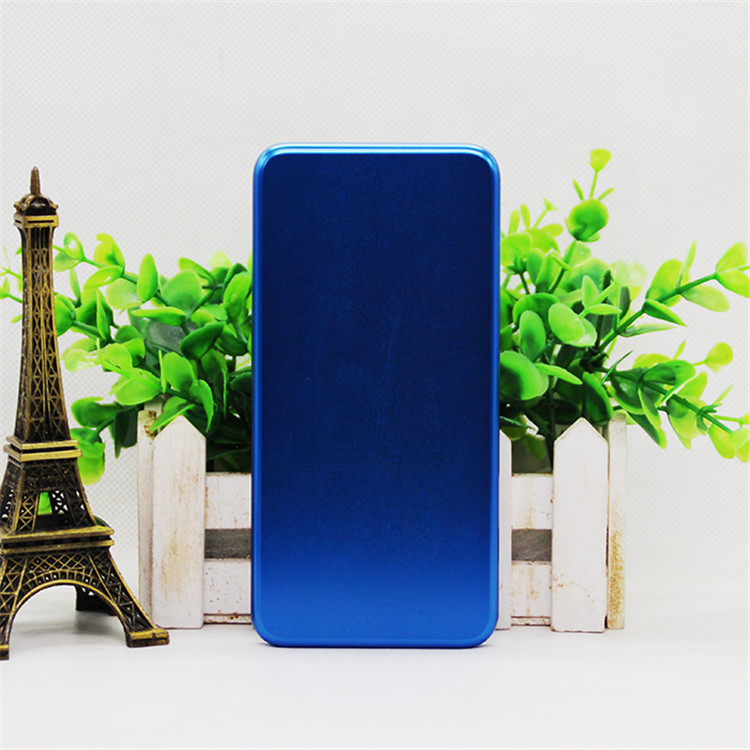 3d Sublimation phone plus leather case