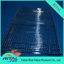 Stainless Steel Cross-Wire Gride Cooling Rack/Wire Pan Grate Baking Net